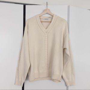 👗 claiborne oversized sweater